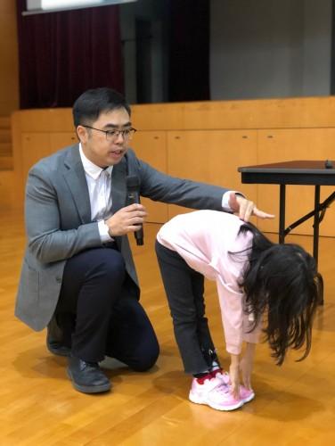 兒童護脊及護足講座