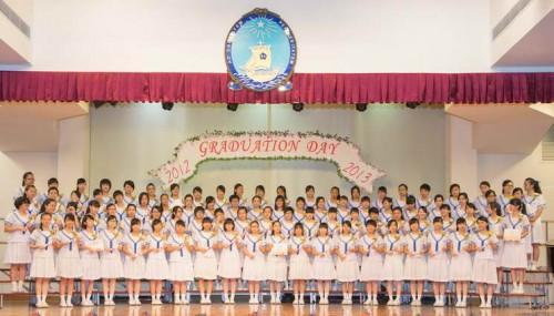 2012/2013 Graduation Day High School