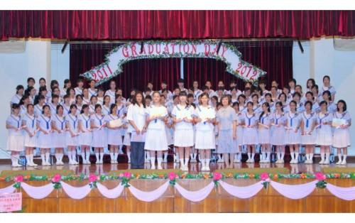 24 June 2012 Graduation Day High School