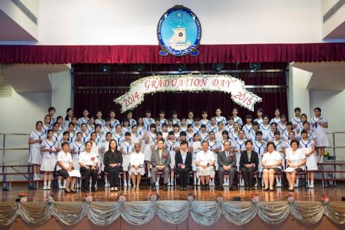 2014/2015 Graduation Day Secondary School