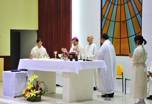 4 October 2012 SRL Feast Day