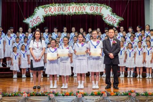 2015/2016 Graduation Day Primary School
