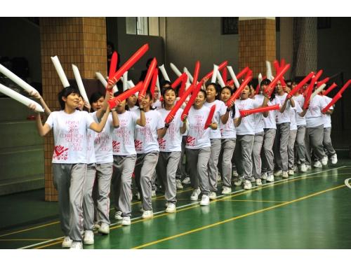 Cheering 2012
