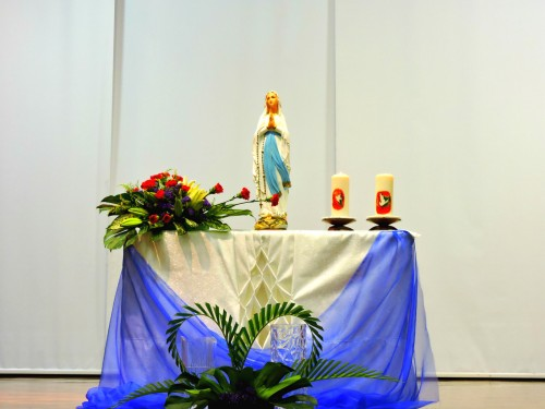 2018 Coronation of Mother Mary