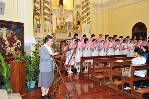 First Ever Choral Day 2011