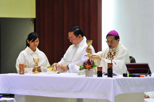 Roisian Spirits Soar High on the SRL School Feast Day 2012