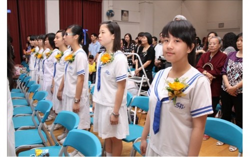 27 June 2010 Graduation Day Primary school