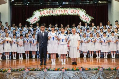 2015/2016 Graduation Day Secondary School
