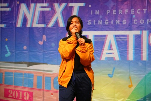 """In Perfect Harmony: The Next Station"" singing competition"