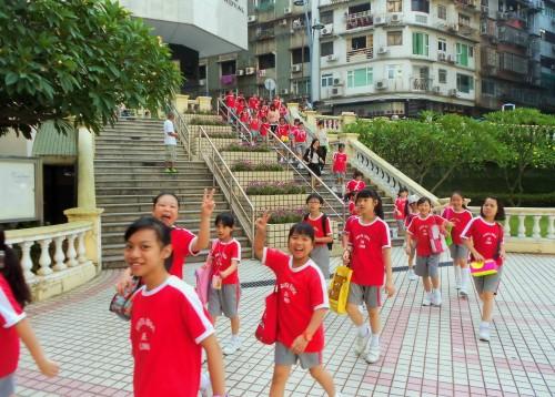 Fund-rasing Fun Walk 2013