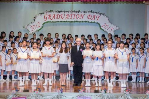 2012/2013 Graduation Day Primary School