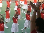 Healthy Exercises Add Spark To School Morning Hours 2006