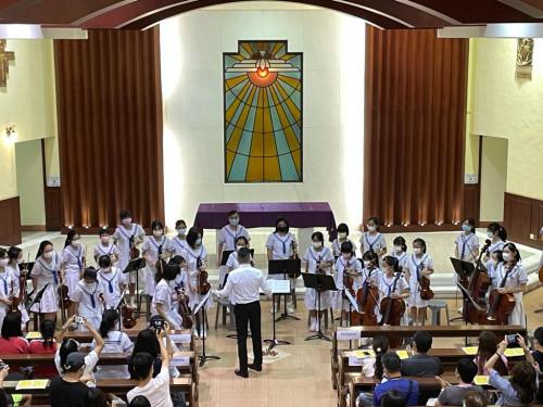 String Orchestra Concert – Summer Strings