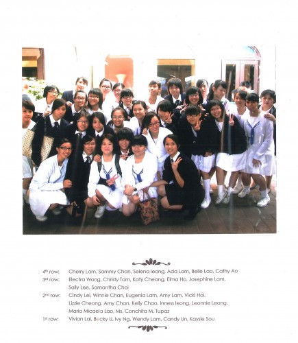 2009 - 2010 F6S Yearbook