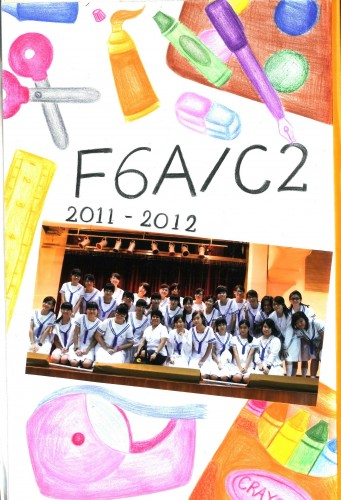 2011 - 2012 F6AC2 Yearbook