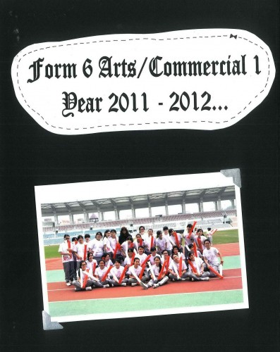 2011 - 2012 F6AC1 Yearbook